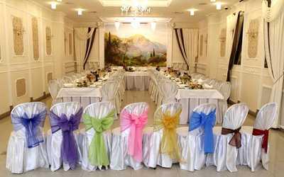 Банкетный зал ресторана Островок счастья на Якорной улице фото 2