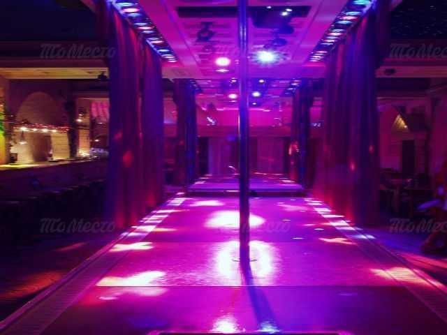 Меню ночного клуба Максимус (Maximus) в Кирпичном переулке