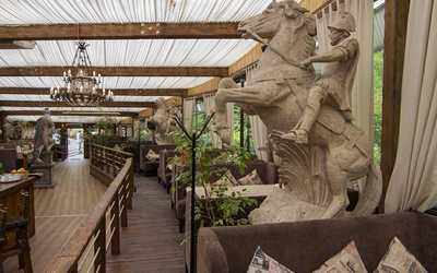 Банкетный зал пивного ресторана Парккинг (Parkking) в парке Александровском фото 1