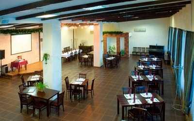 Банкетный зал ресторана Парк на Звериницкой улице