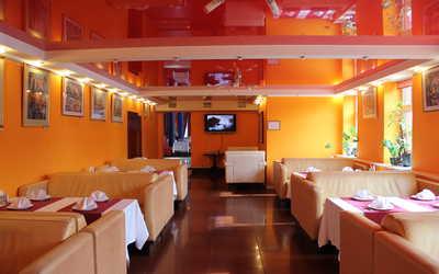Банкетный зал ресторана Пекин на Разводной улице