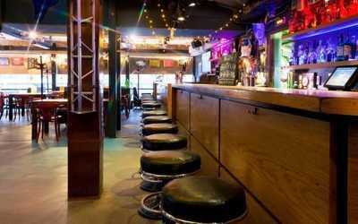 Банкетный зал ночного клуба Грибоедов на Воронежской улице фото 1
