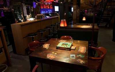 Банкетный зал ночного клуба Грибоедов на Воронежской улице фото 3