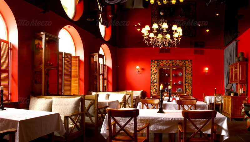 Меню ресторана Романс кафе на Санкт-Петербургском проспекте