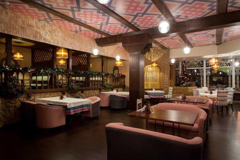 Ресторан Сабантуй на Торжковской улице фото 2