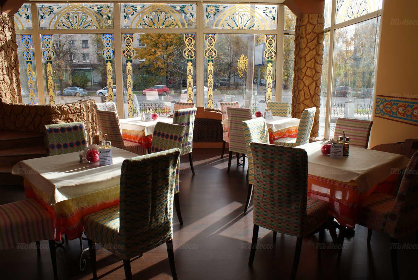 Ресторан Сабантуй на Торжковской улице