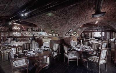 Банкетный зал ресторана Старая Таможня в Таможенном переулке