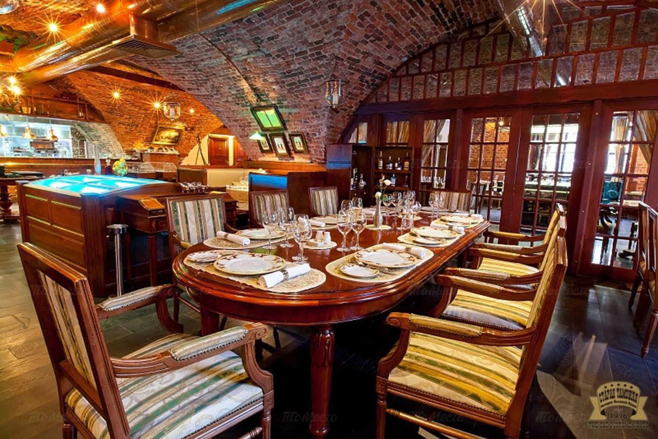 Ресторан Старая Таможня (Old Custom) в Таможенном переулке фото 4