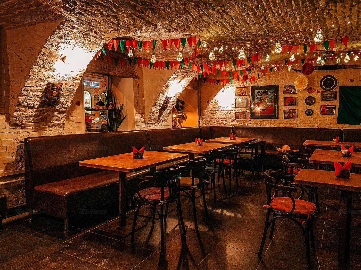 Ресторан Кончита Бонита (Conchita Bonita) на Гороховой улице фото 3