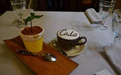 Меню ресторана Корчма Сало на Литейном проспекте фото 2