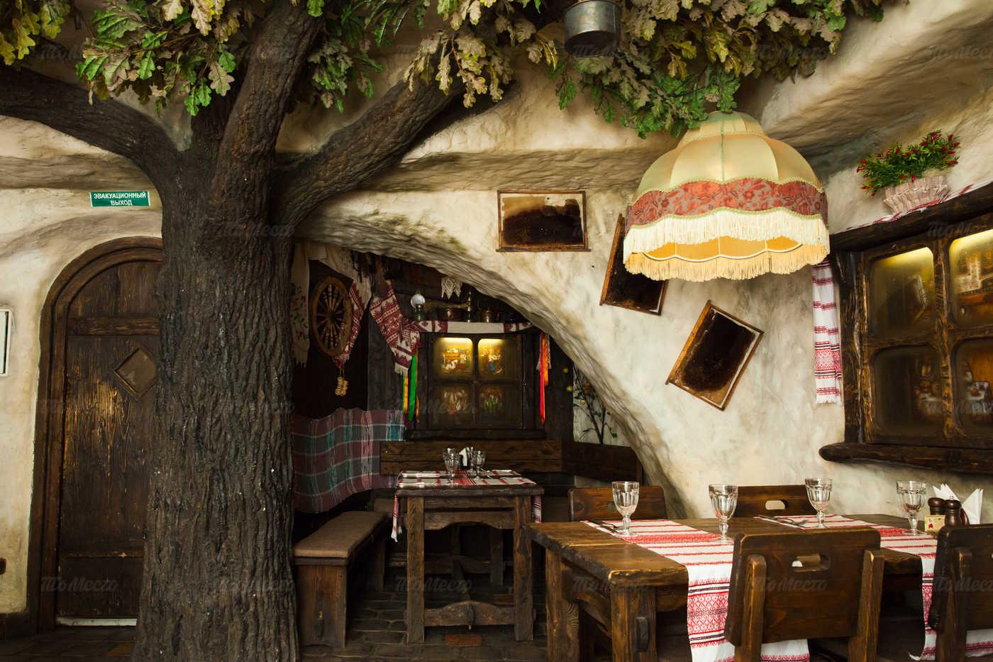 Меню ресторана Збитень на Караванной улице