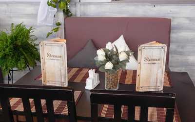 Банкетный зал кафе Элегия на проспекте Науки фото 3