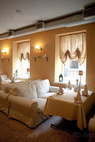 Ресторан, стейк-хаус Никольский 8 (бывш. Рибай бар) в Никольском переулке