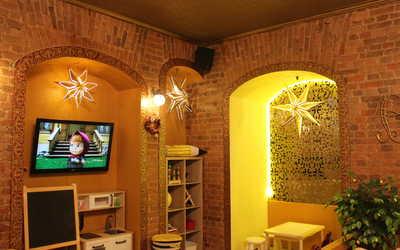 Банкетный зал кафе Basil на улице Ломоносова фото 1