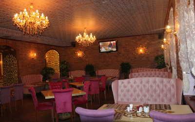 Банкетный зал кафе Basil на улице Ломоносова фото 2
