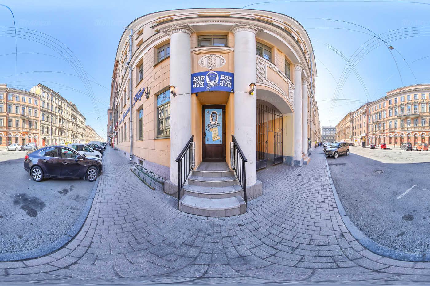 Бар Синий Пушкин на улице Жуковского фото 14