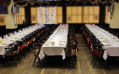 Банкетный зал паба, ресторана Спорт Паб 84 на набережной Обводного канала
