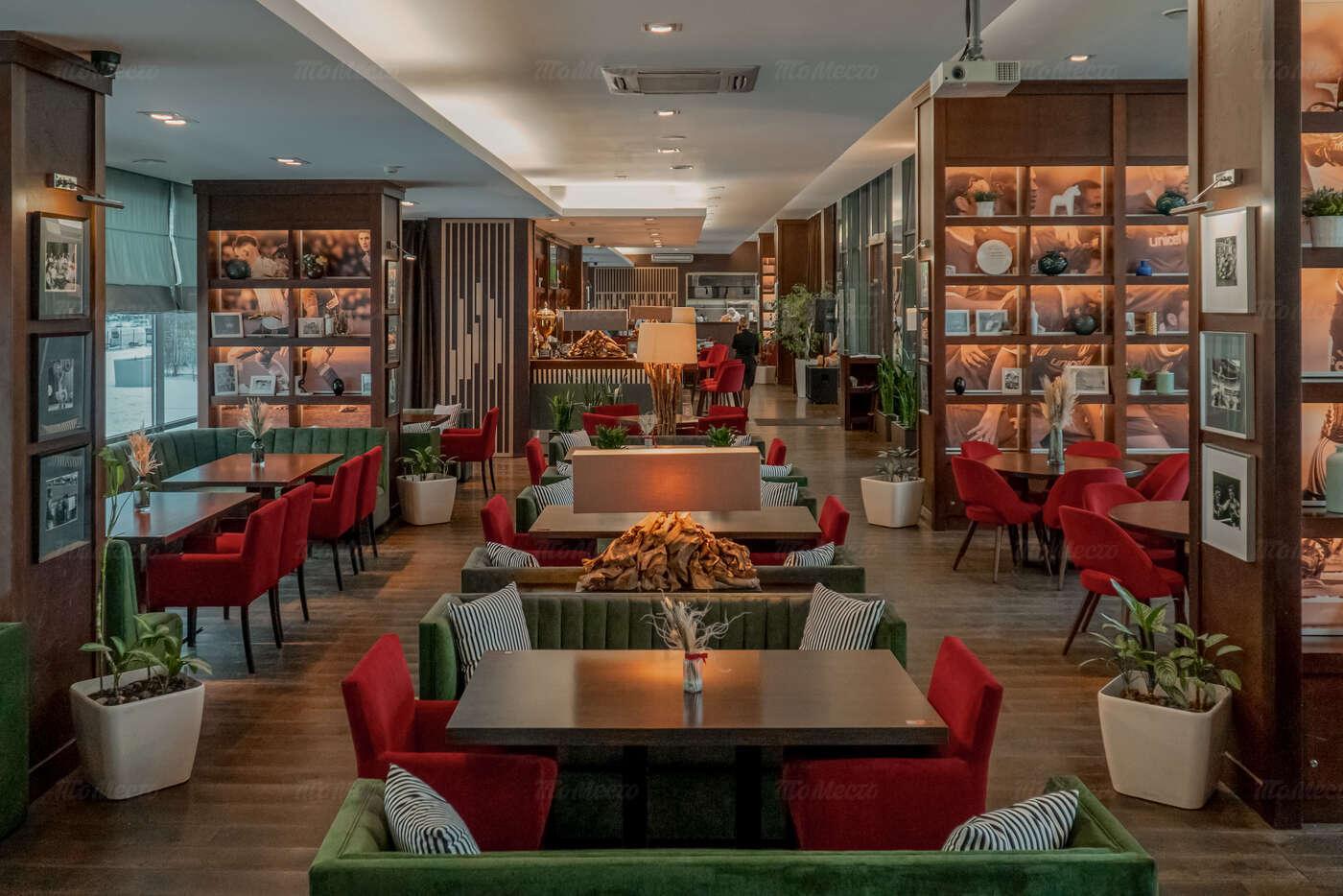 Ресторан Трибуна (Tribuna) на Гражданском проспекте фото 3