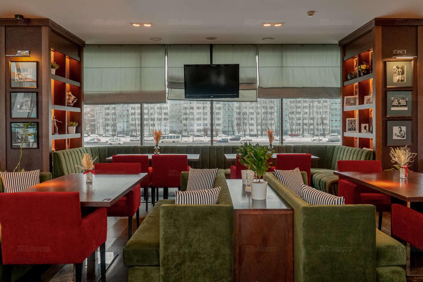 Ресторан Трибуна (Tribuna) на Гражданском проспекте фото 4