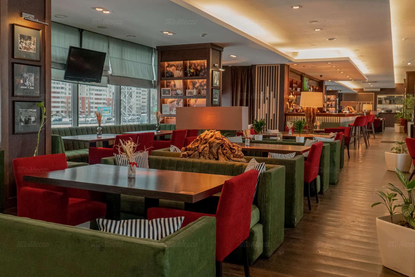 Ресторан Трибуна (Tribuna) на Гражданском проспекте фото 6