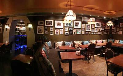 Банкетный зал кафе Тризет (Trizet) на Бронницкой улице