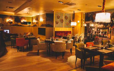 Банкетный зал ресторана Труффальдино на Большом проспекте Васильевского острова