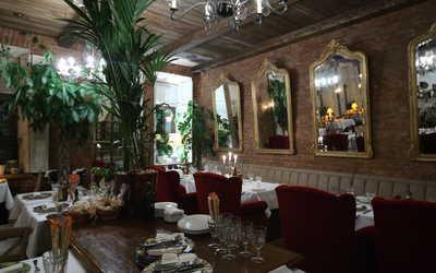 Банкетный зал ресторана Франческо (Francesco) на Суворовском проспекте фото 2