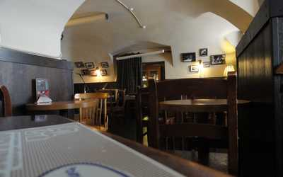Банкетный зал бара Хельсинки бар (Helsinkibar) на Кадетской линии