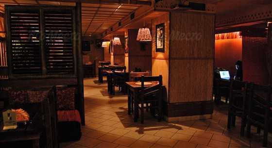 Кафе Хижина Ча на Большой Конюшенной улице фото 3