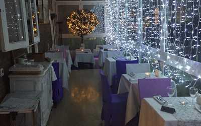 Банкетный зал ресторана Чердак художника на улице Ломоносова фото 3