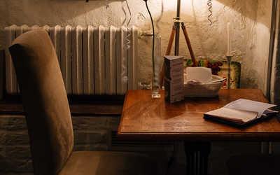 Банкетный зал ресторана Чиполлино (Chipollino) на набережной Фонтанки фото 2
