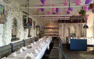 Банкетный зал ресторана Драго на Приморском проспекте фото 1
