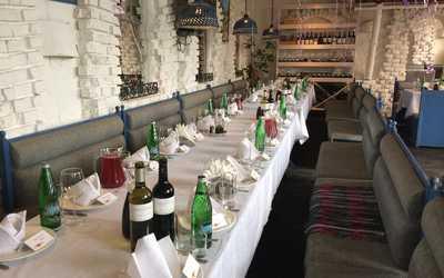 Банкетный зал ресторана Драго на Приморском проспекте фото 2