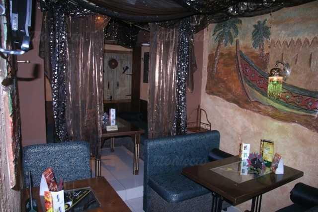 Меню бара, кафе, ночного клуба Дубай на Садовой улице