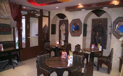 Банкетный зал бара, кафе, ночного клуба Дубай на Садовой улице фото 1