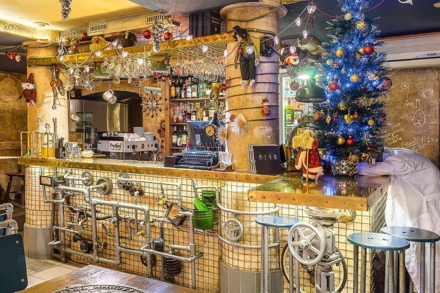 Кафе Заводные яйца на Фурштатской улице фото 4