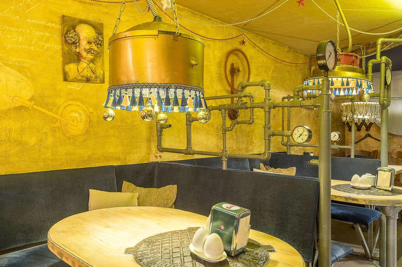 Кафе Заводные яйца на Фурштатской улице фото 9