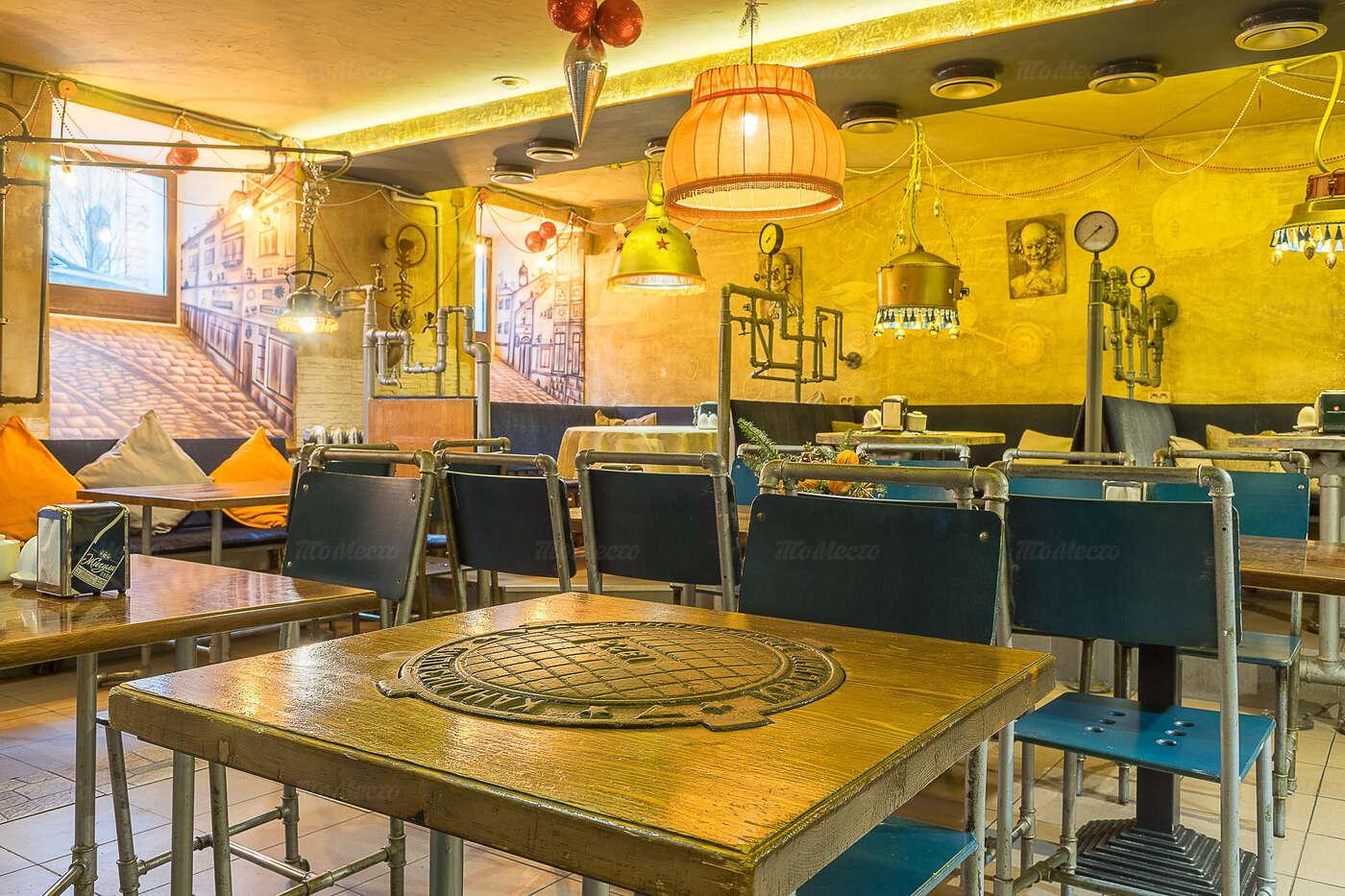 Кафе Заводные яйца на Фурштатской улице фото 8