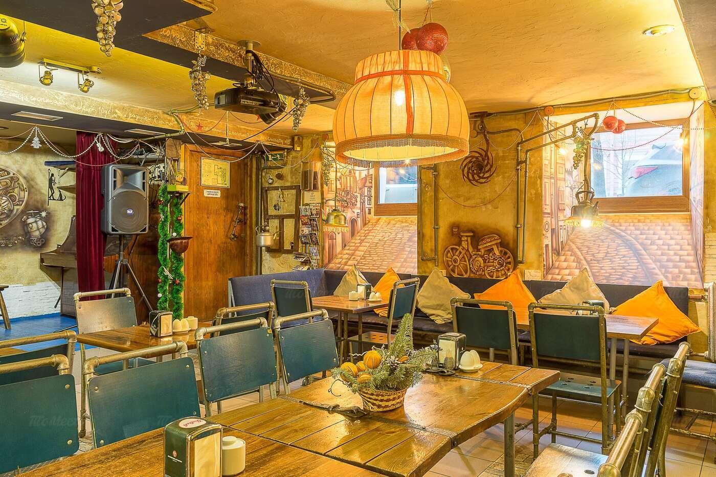 Кафе Заводные яйца на Фурштатской улице фото 6