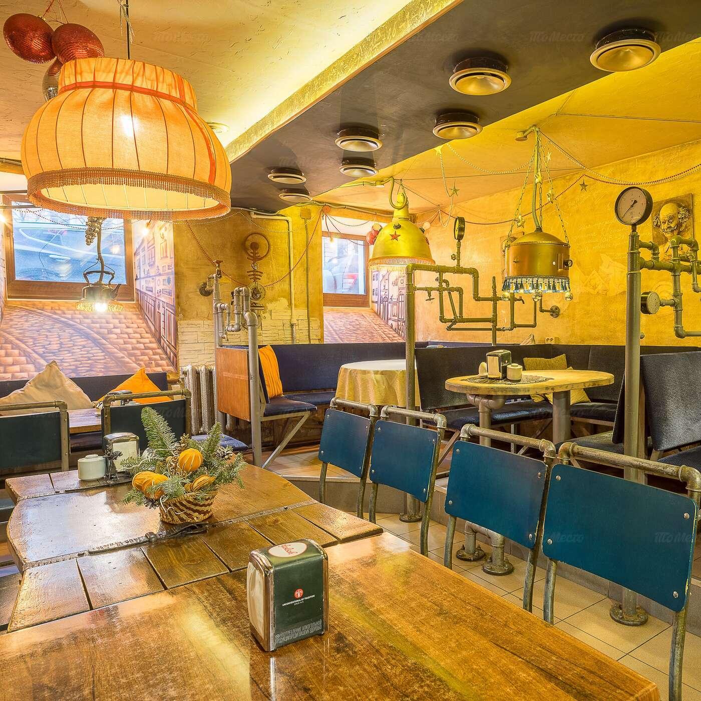Кафе Заводные яйца на Фурштатской улице фото 5