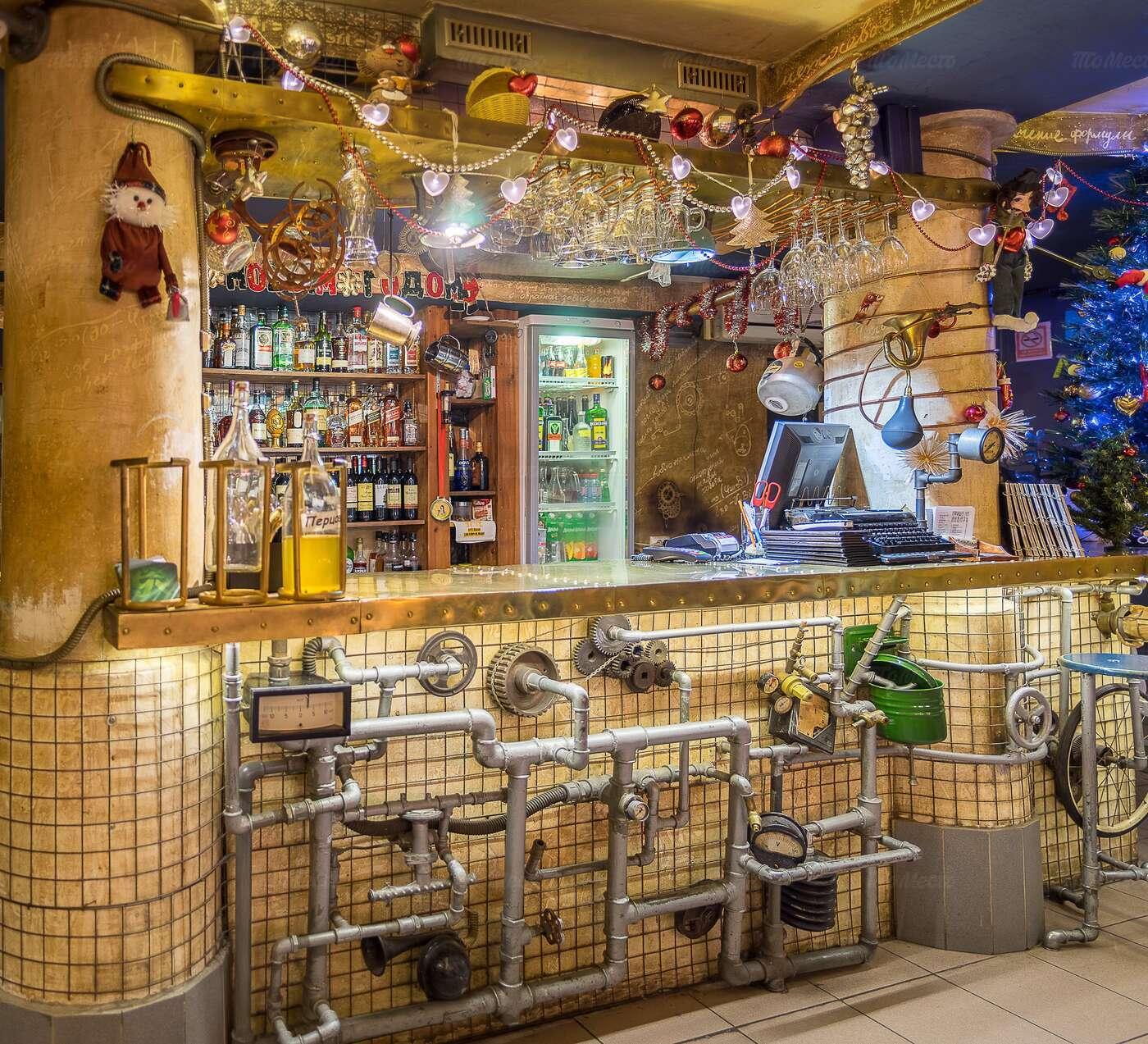 Кафе Заводные яйца на Фурштатской улице фото 7