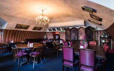 Банкетный зал ресторана Идиот на набережной реки Мойки фото 3