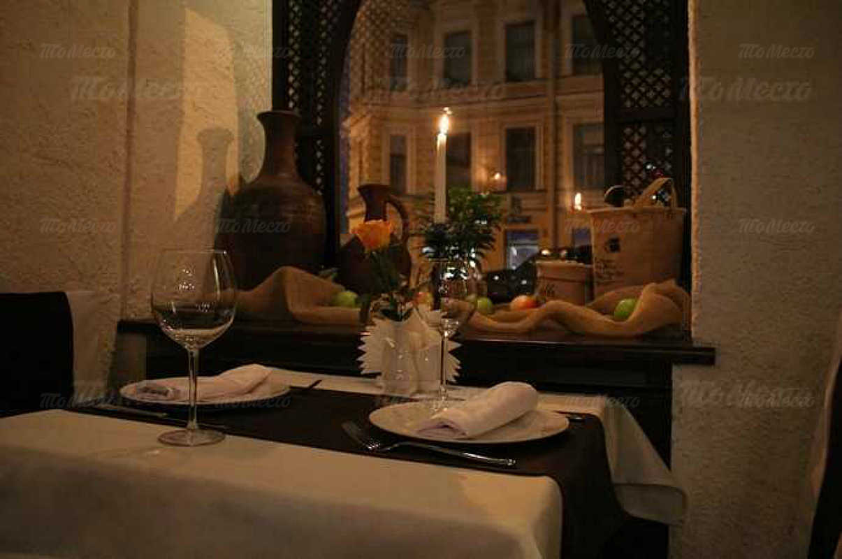 Ресторан Кавказ Бар на Караванной улице фото 11