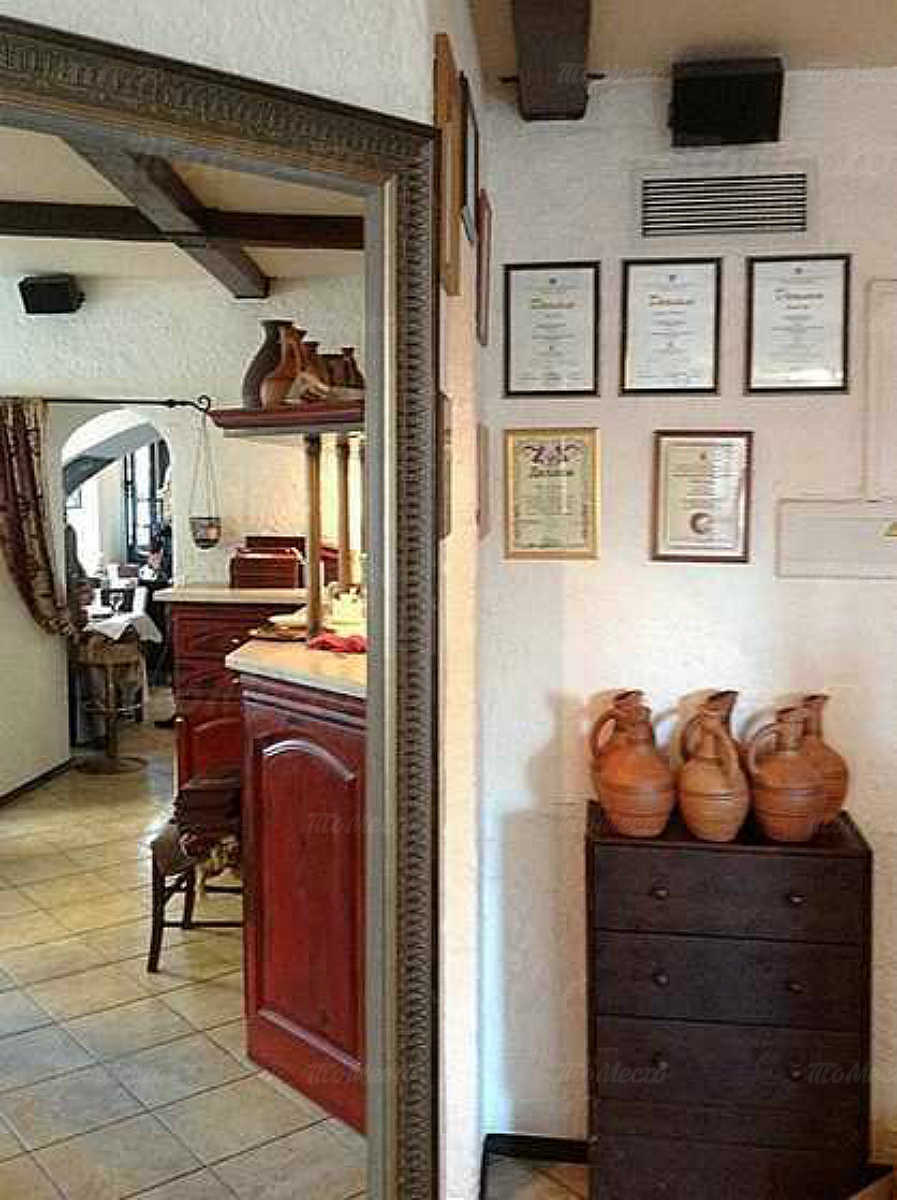 Ресторан Кавказ Бар на Караванной улице фото 8