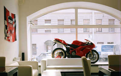 Банкетный зал кафе Кафе Италия на проспекте Бакунина фото 1