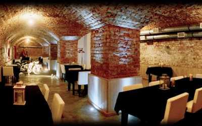 Банкетный зал кафе Кафе Италия на проспекте Бакунина фото 3
