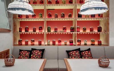 Банкетный зал ресторана Калитка на улице Некрасова фото 2