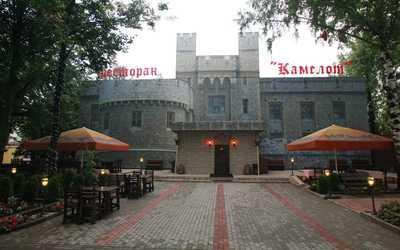 Банкетный зал ресторана Камелот на шоссе Революции фото 3
