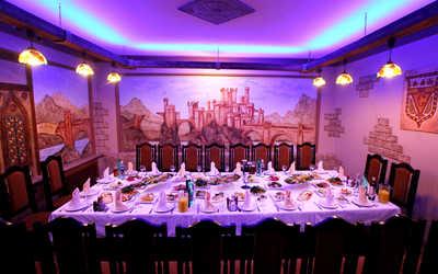 Банкетный зал ресторана Камелот на шоссе Революции фото 1
