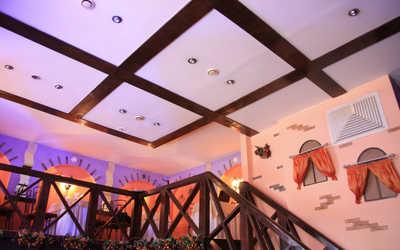Банкетный зал кафе Квартал на улице Типанова фото 1